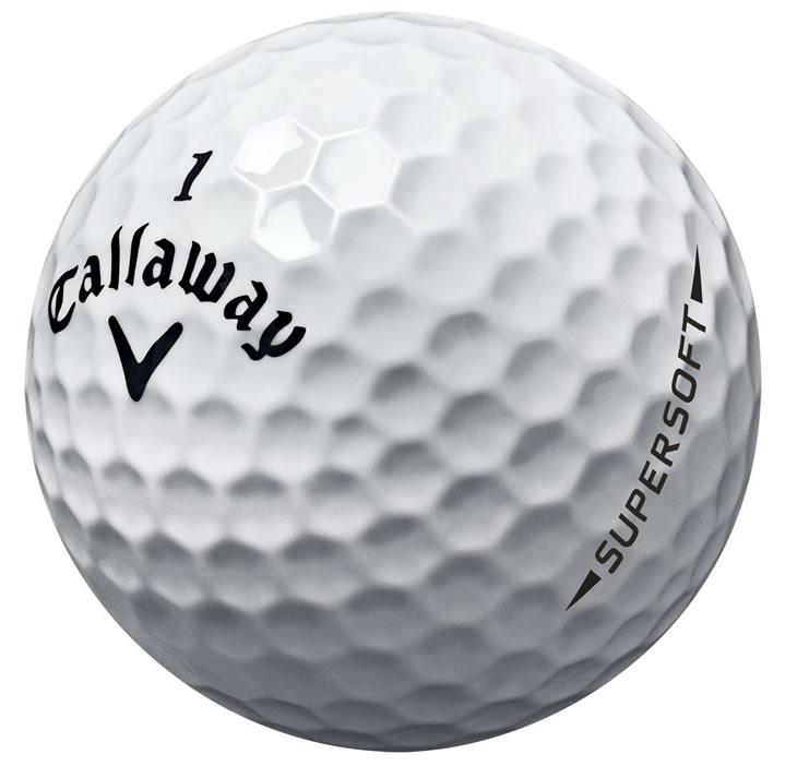 CALLAWAY SUPERSOFT Golf Ball