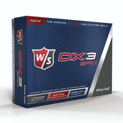 WILSON DX3 SPIN Golf Ball