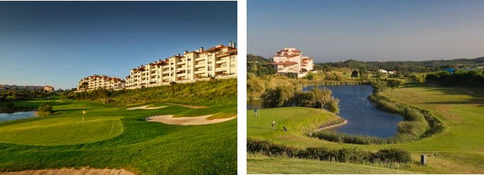 Belas Clube do Campo Course images