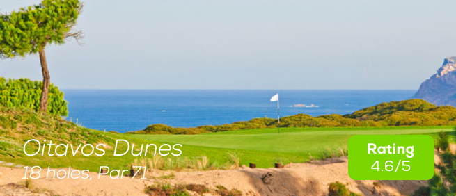 Hole19 - Oitavos Dunes Course rating
