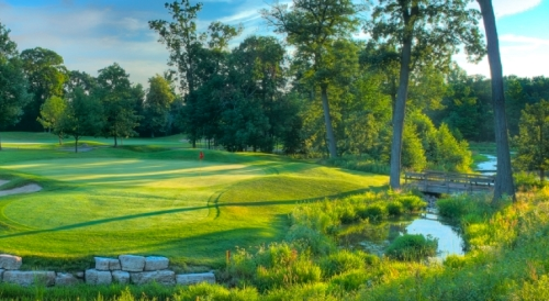 Cantigny Golf (Woodside/Lakeside)