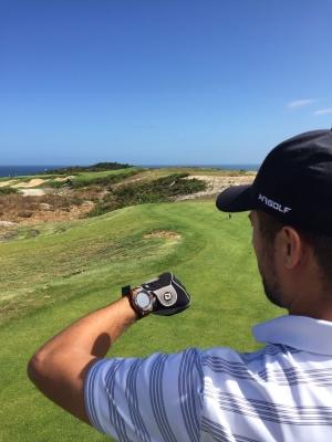 A round with the Casio Pro Trek Smartwatch & Hole19 Golf App