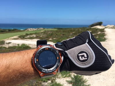 Pro Trek Smartwatch & Hole19 at West Cliffs Golf Course