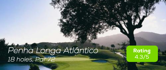 Hole19 - Penha Longa Course rating