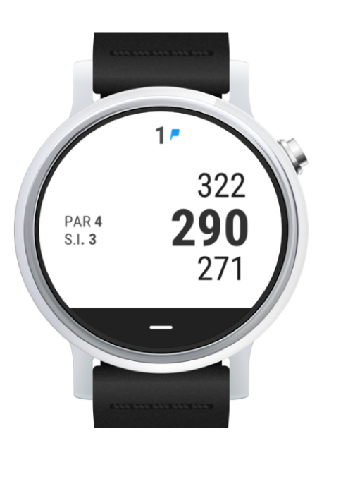 Hole19 Golf GPS for Smartwatch distance tracking
