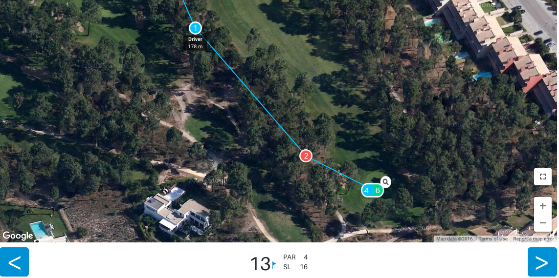 Fox Chapel GC in Hole19 2