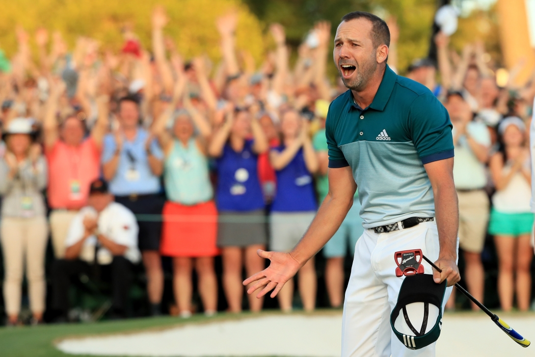 Sergio Garcia Interview